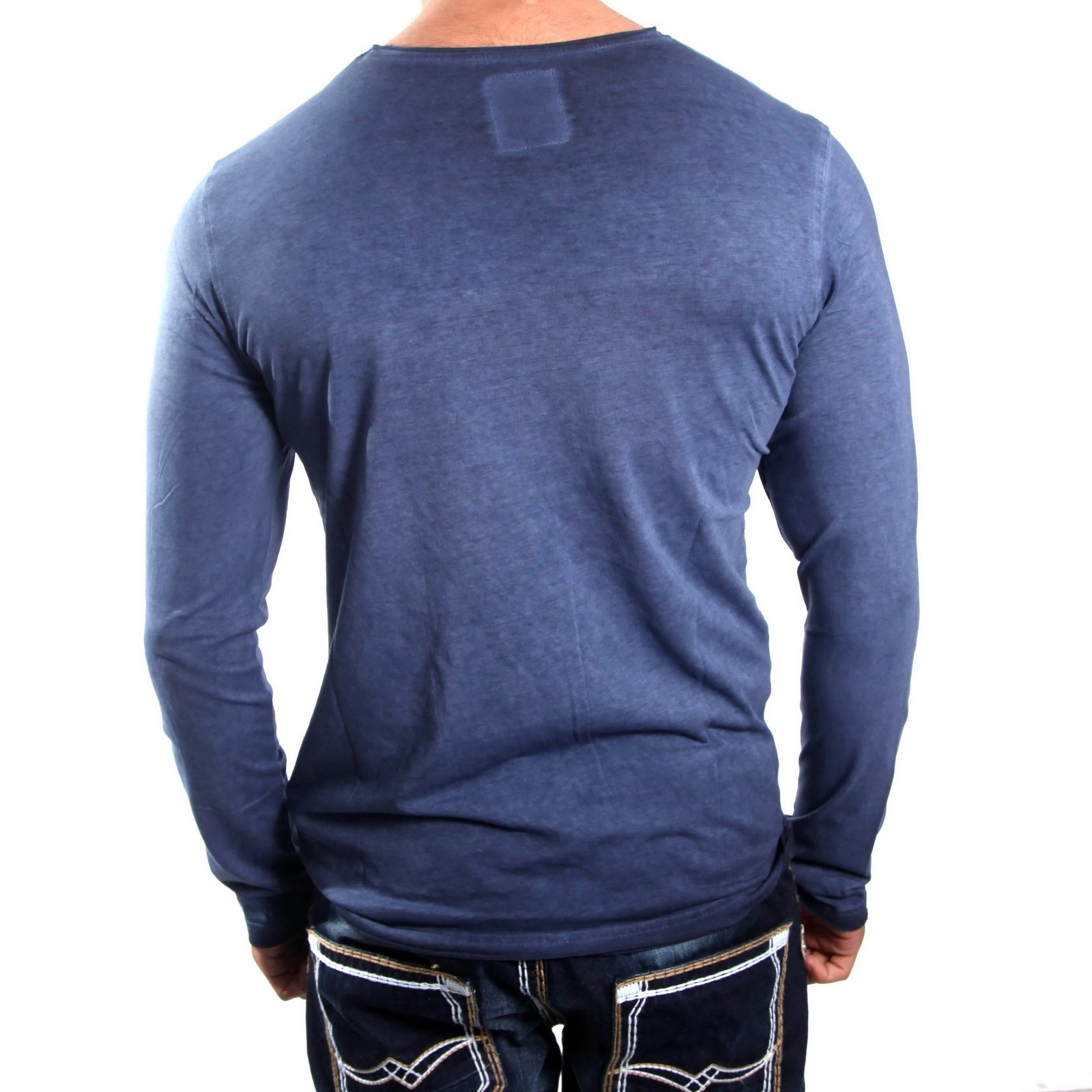 Longshirt Blau 5310 R-Neal