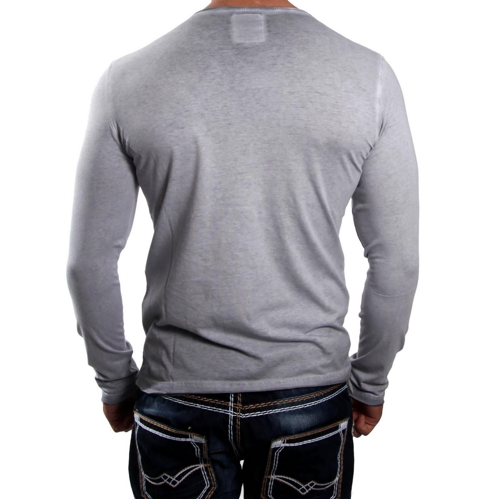 Longshirt Grau 5310 R-Neal