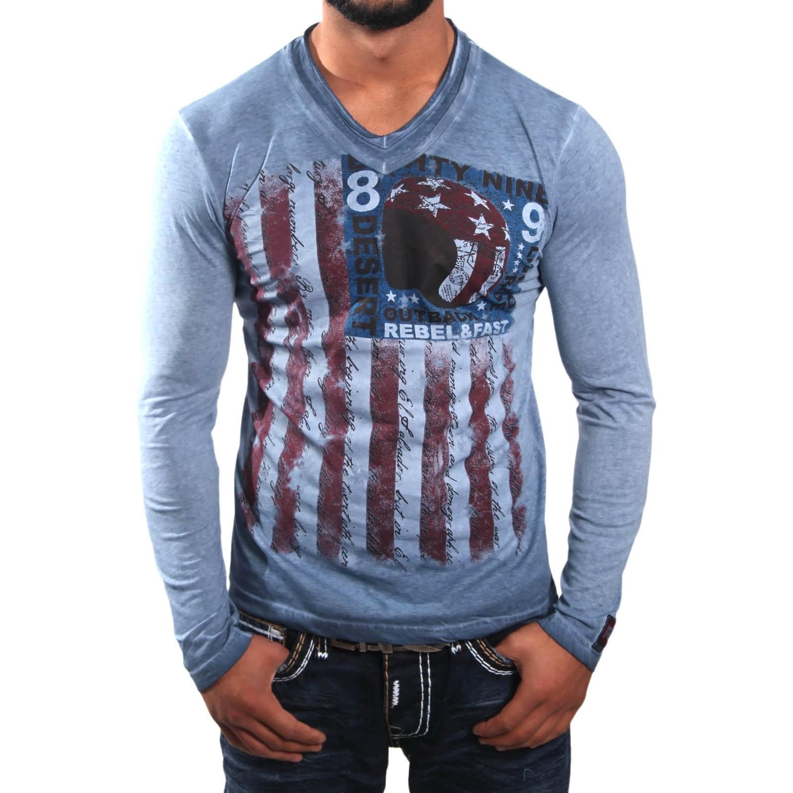 Longshirt Blau 5311 R-Neal
