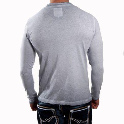 Longshirt Grau 5311 R-Neal