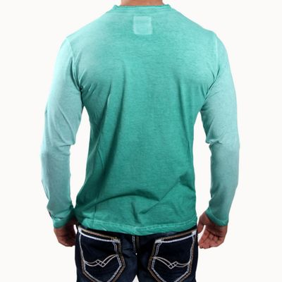 Longshirt Grün 5311 R-Neal