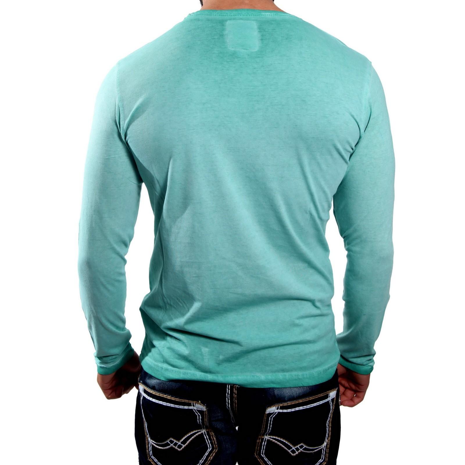 Longshirt Grün 5312 R-Neal