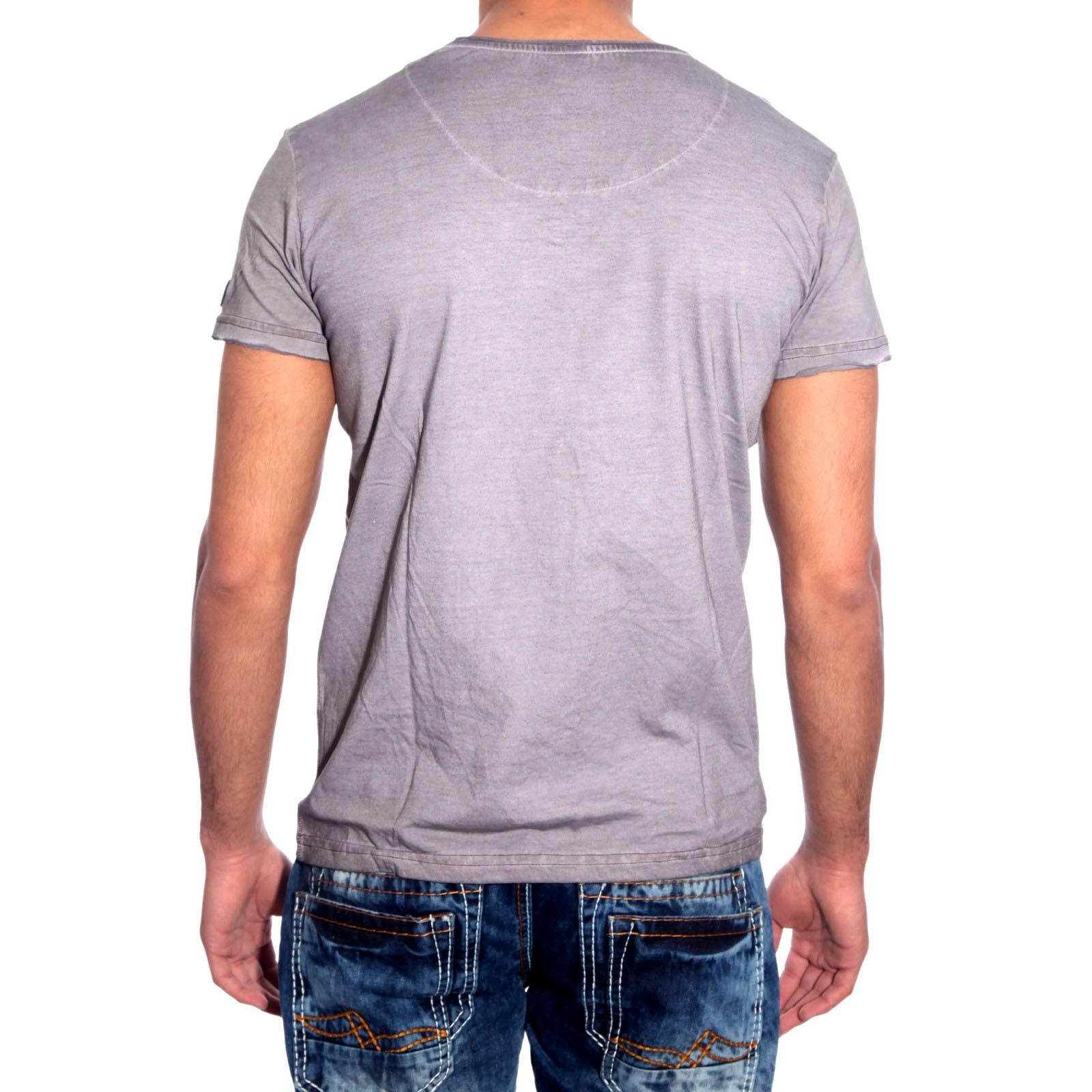 T-Shirt Grau 6640 R-Neal