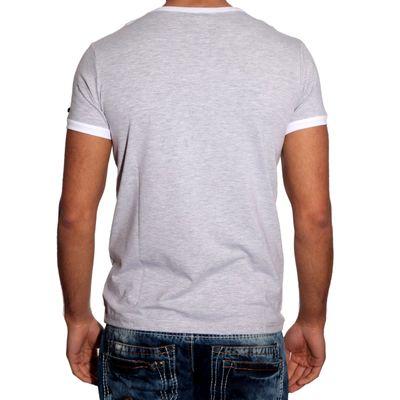 T-Shirt Grau 6665 R-Neal