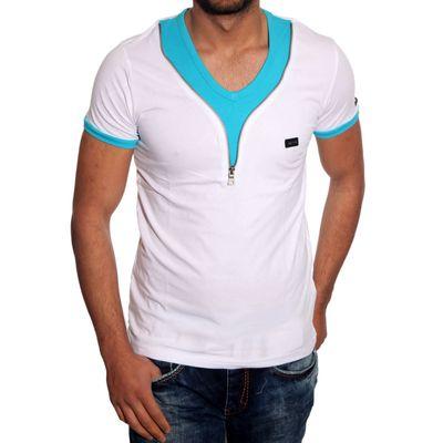 T-Shirt Schwarz R-Neal 6665