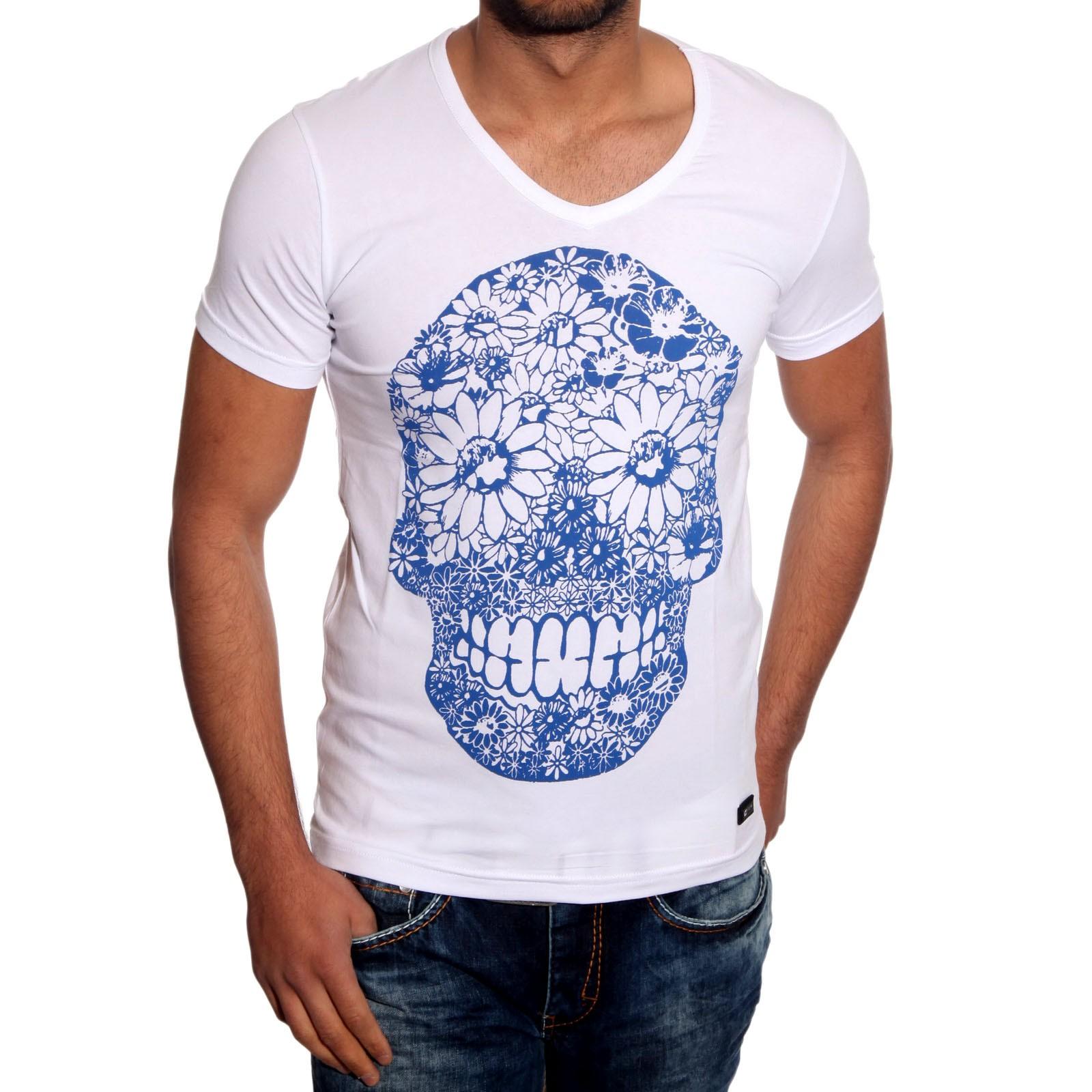 T-Shirt Weiß 6678 R-Neal