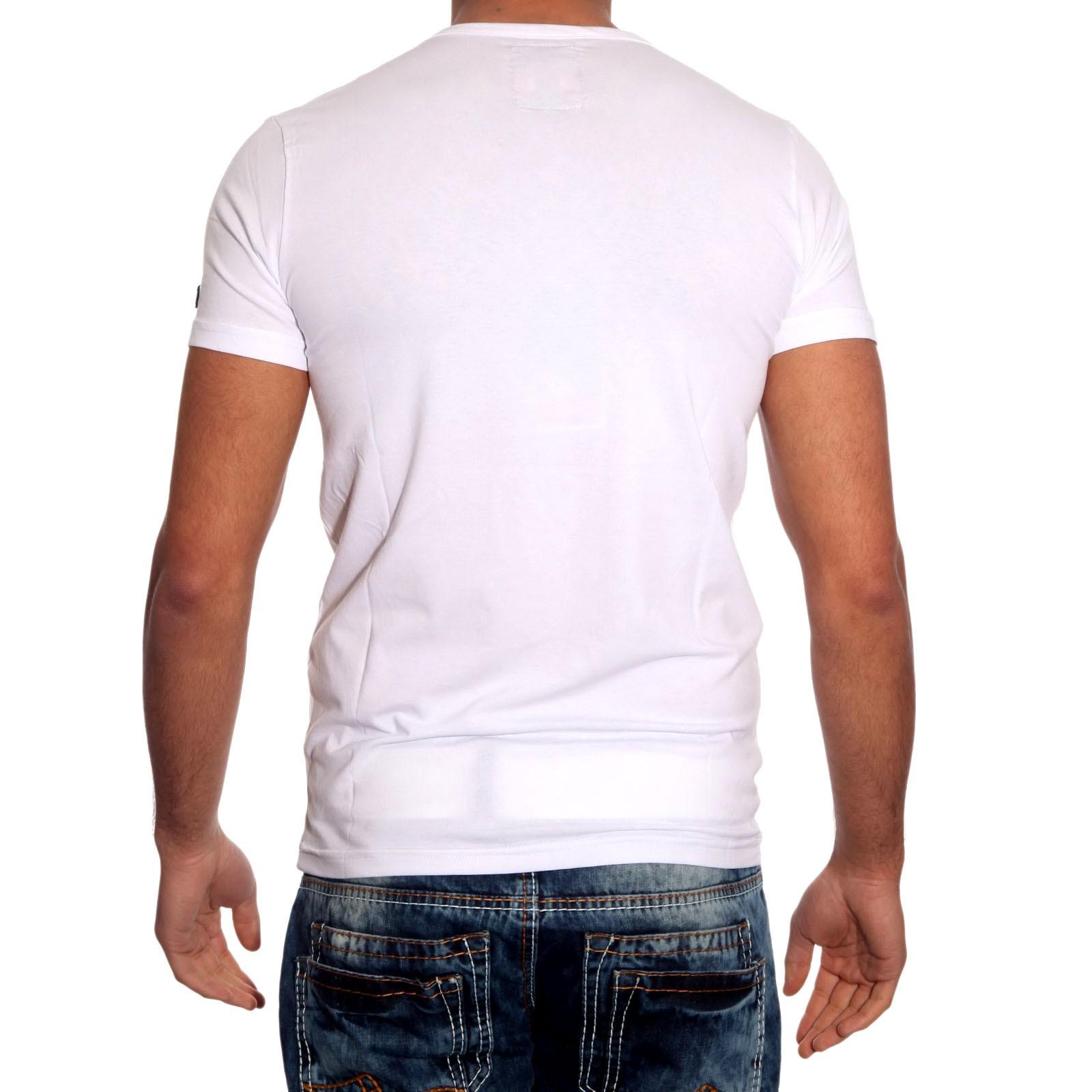 T-Shirt Weiß 6679 R-Neal