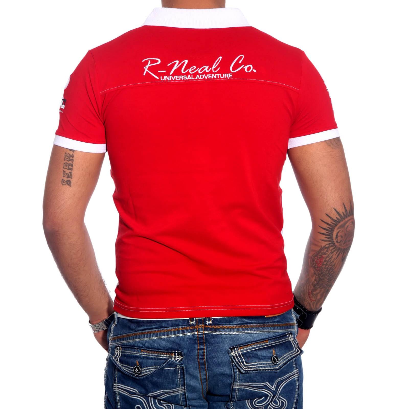 Poloshirt 6686 R-Neal