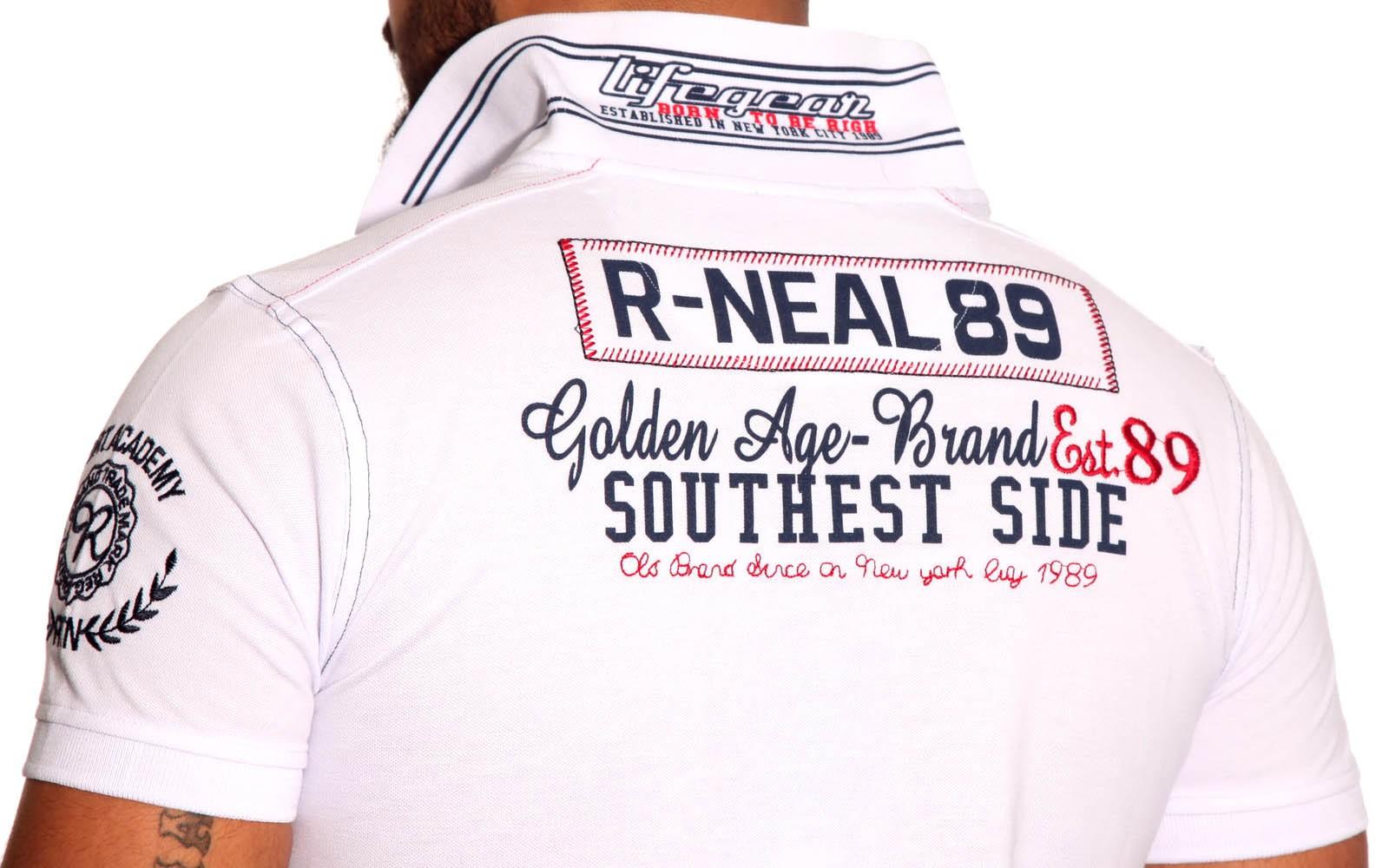 Poloshirt 6687 R-Neal