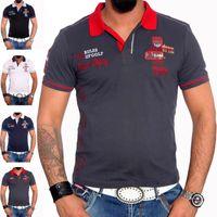 Poloshirt 6688 R-Neal 001
