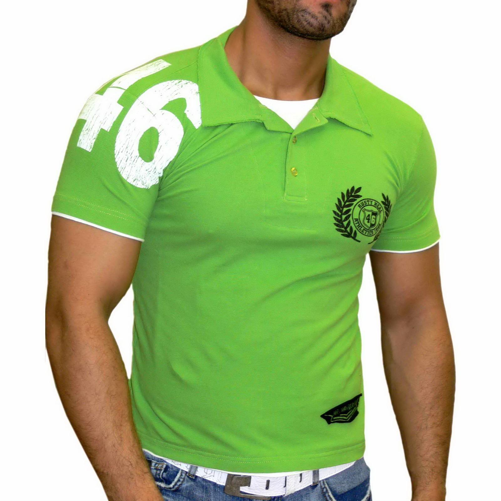 Polo T-Shirt 2757 Rusty Neal