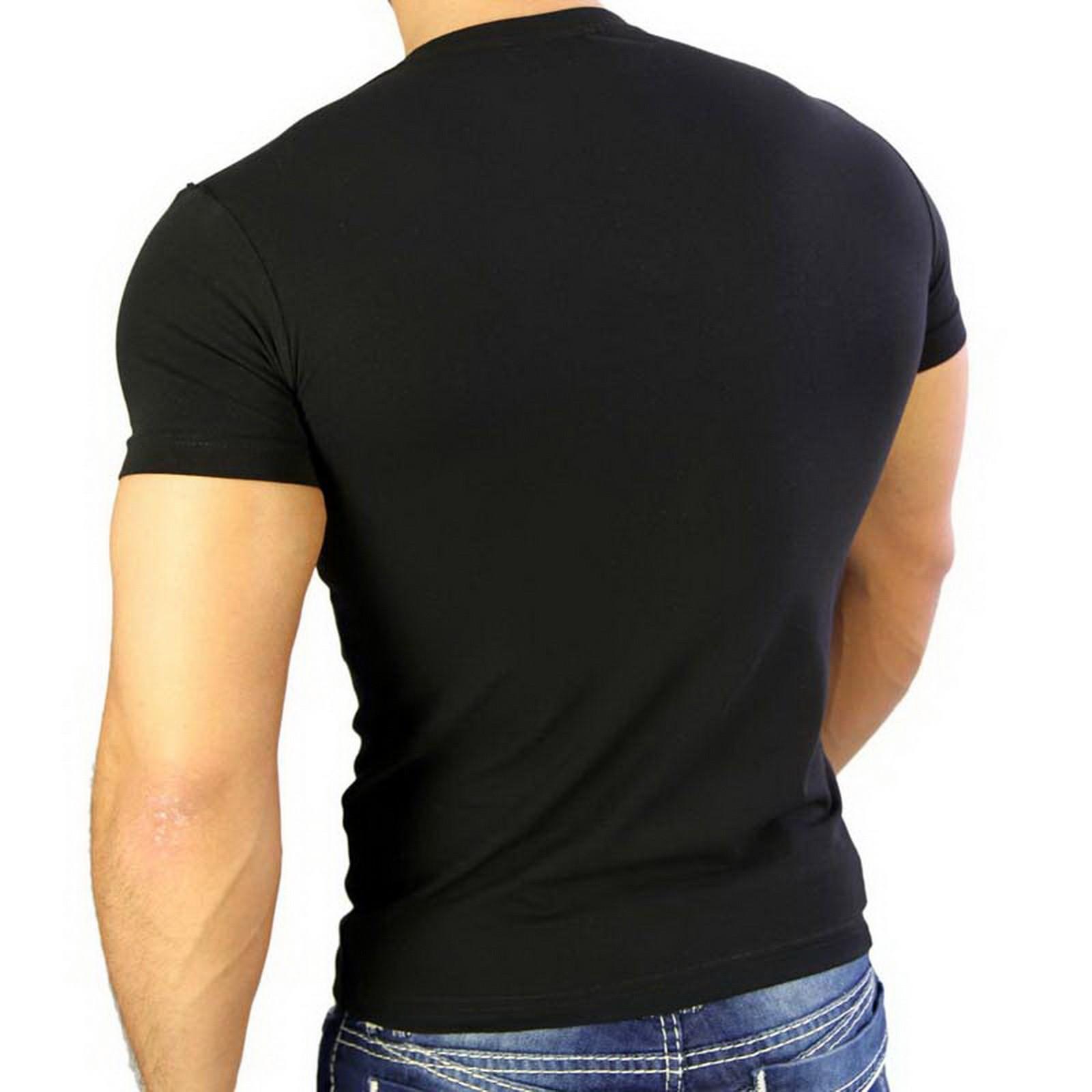 T-Shirt 4319 Strass Style Rusty Neal