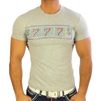 T-Shirt 4319 Strass Style Rusty Neal