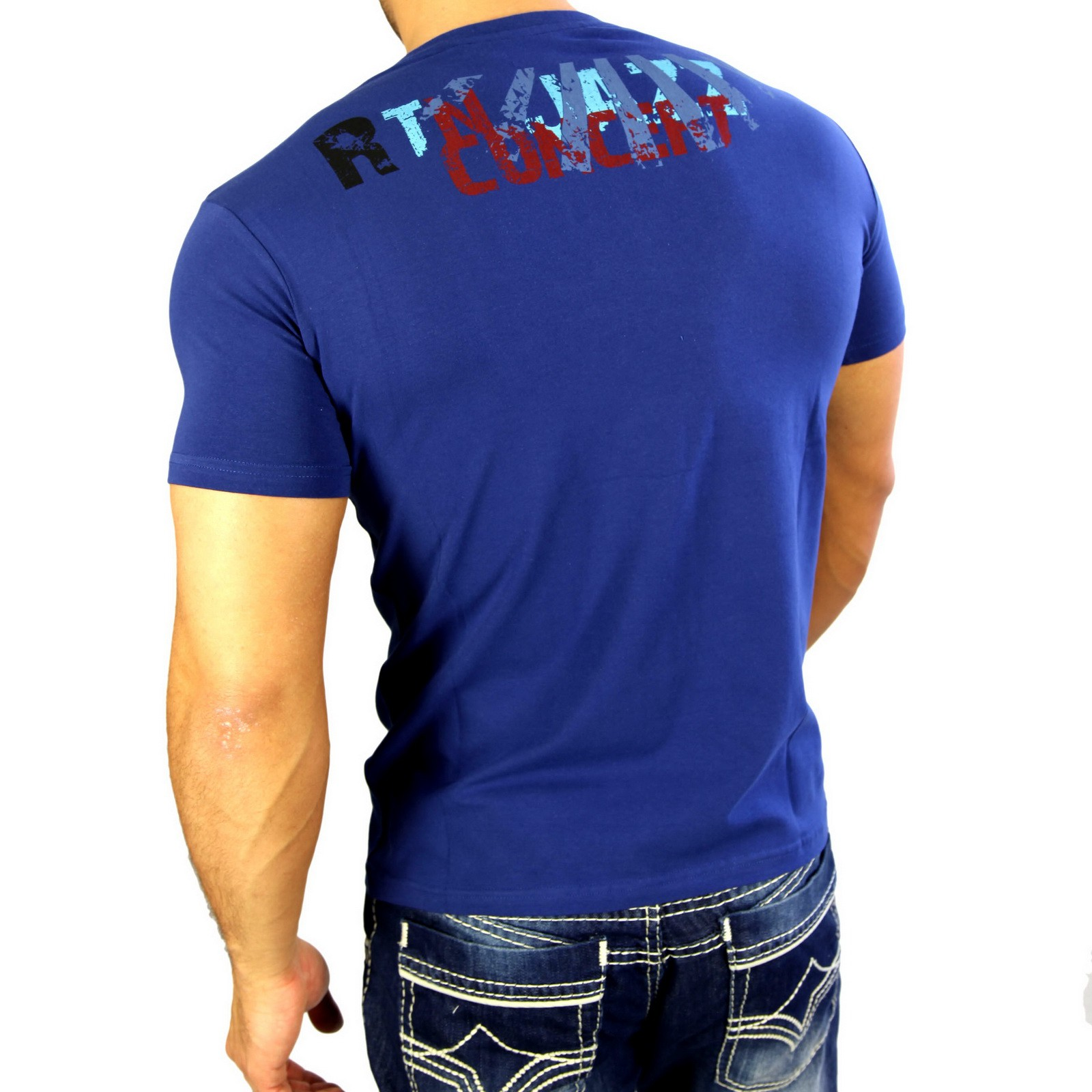 T-Shirt 3386 Strass Style Rusty Neal