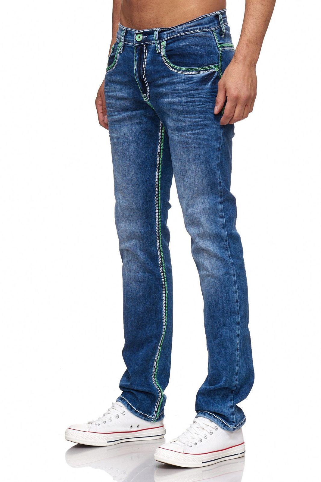 Rusty Neal Herren Jeans Hose 7444-2