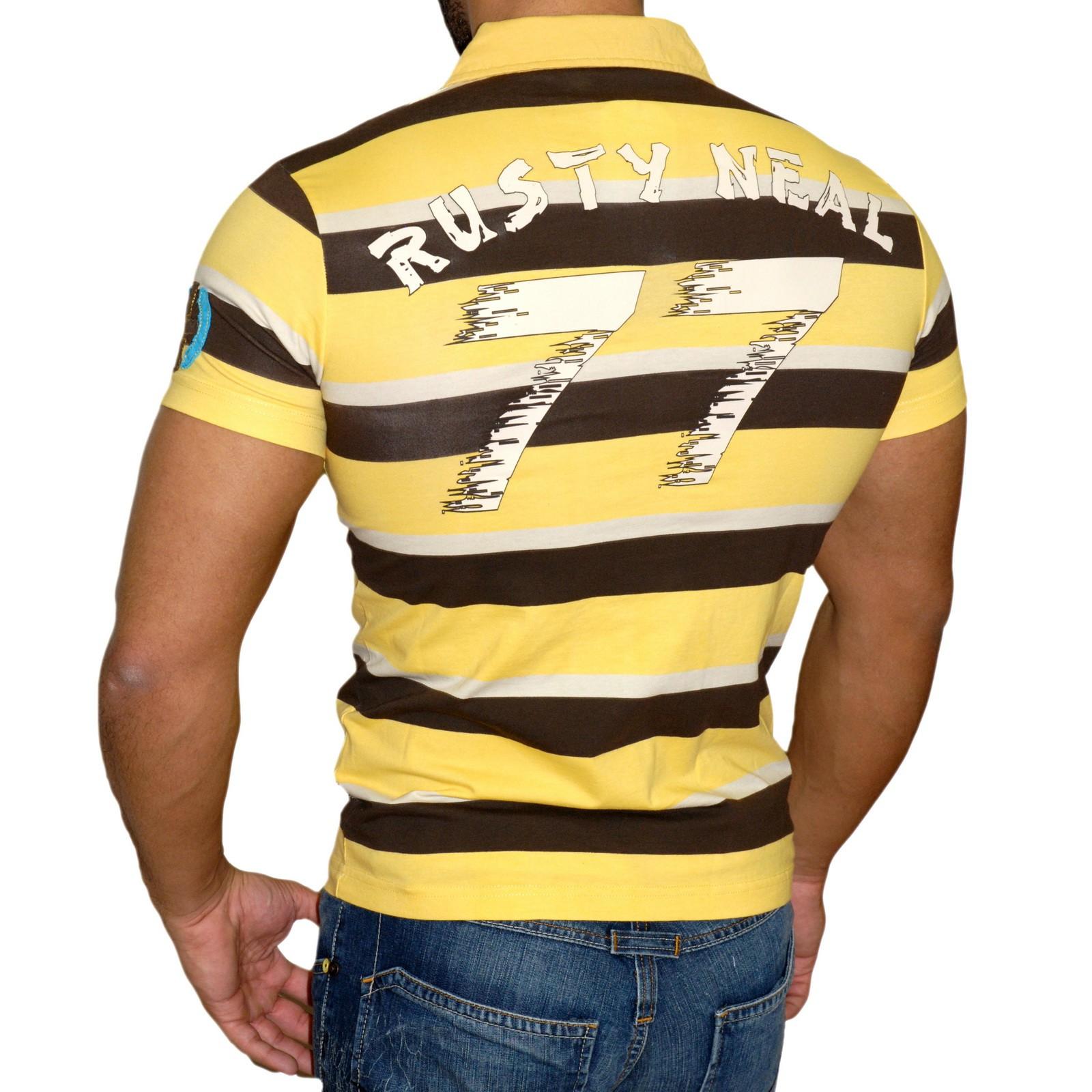 T-Shirt Schwarz 357 Rusty Neal