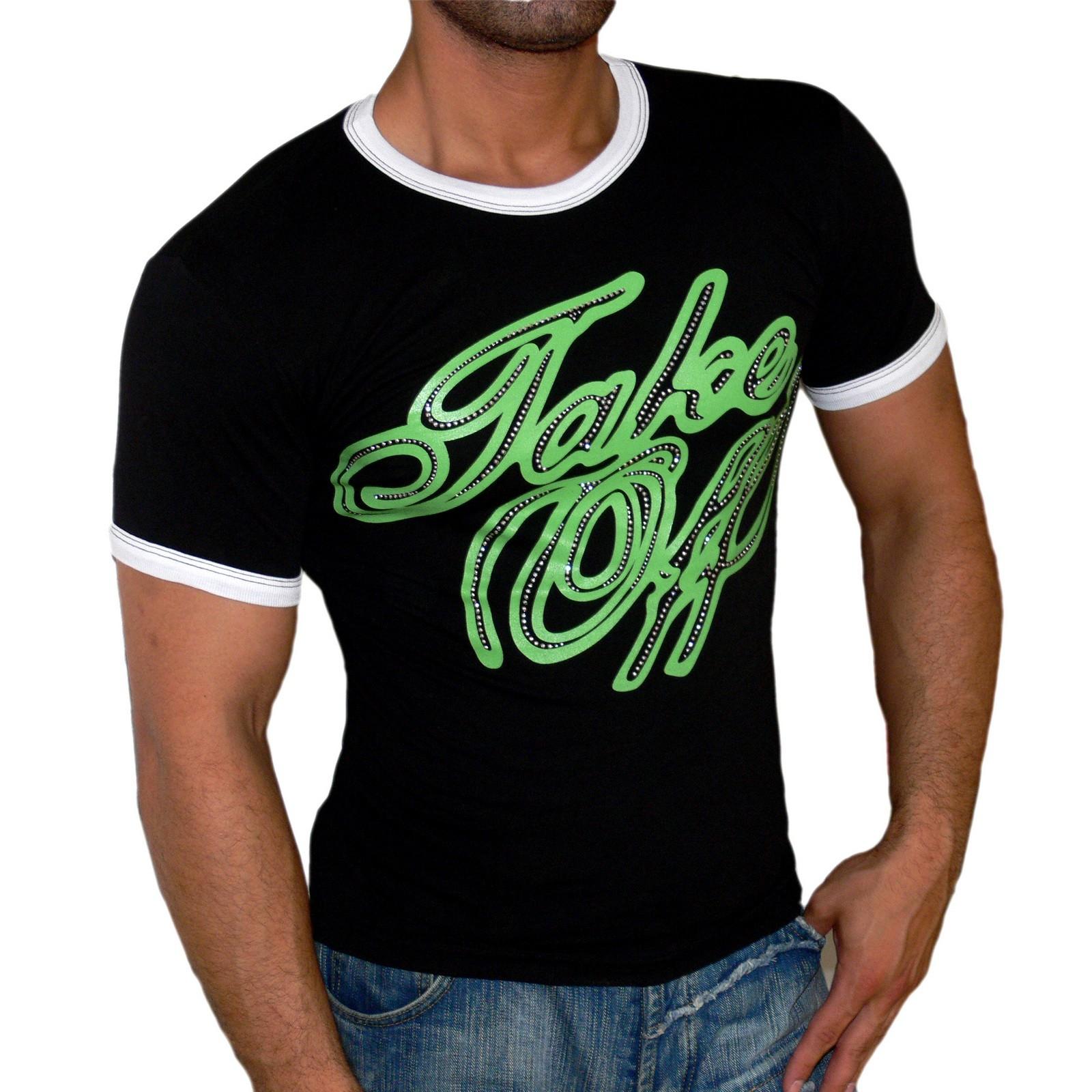 T-Shirt Schwarz 2733 Rusty Neal