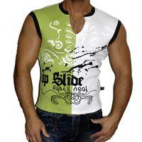 T-Shirt Weiß 844 Rusty Neal 001