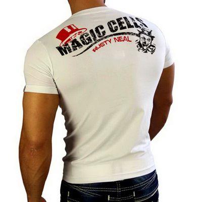T-Shirt 4317 Strass Style Rusty Neal