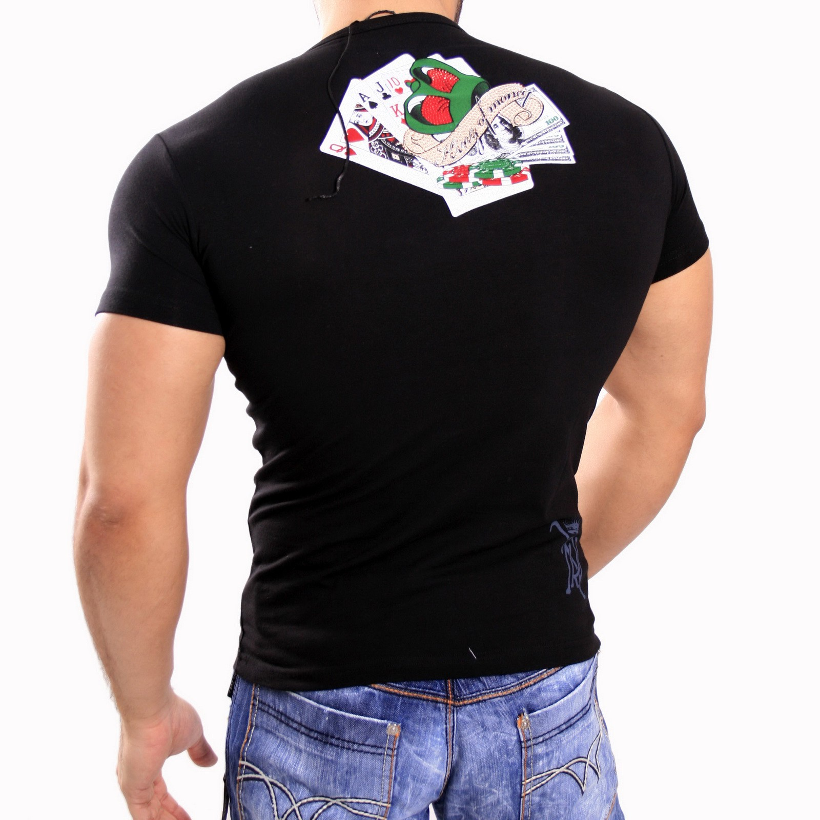 T-Shirt 3111 Strass Style Rusty Neal