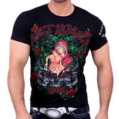 T-Shirt 3394 Strass Style Rusty Neal