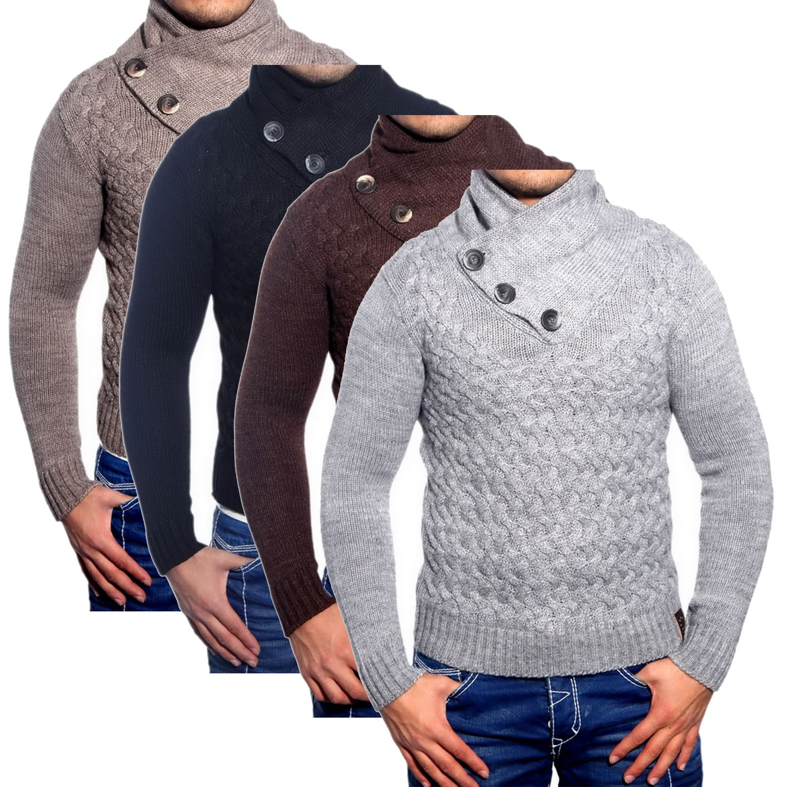 Pullover 3158 R-Neal