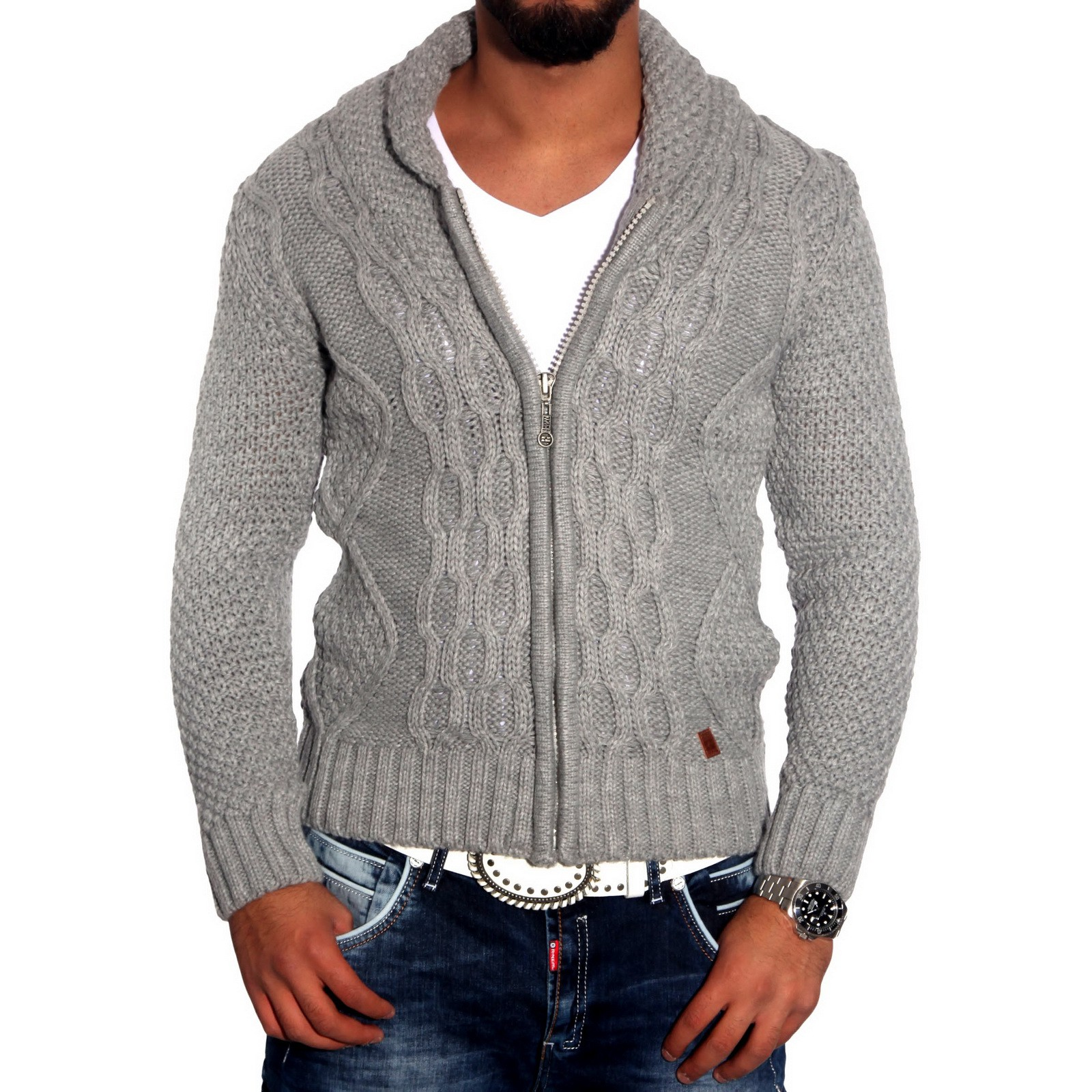 Strickjacke 3210 R-Neal