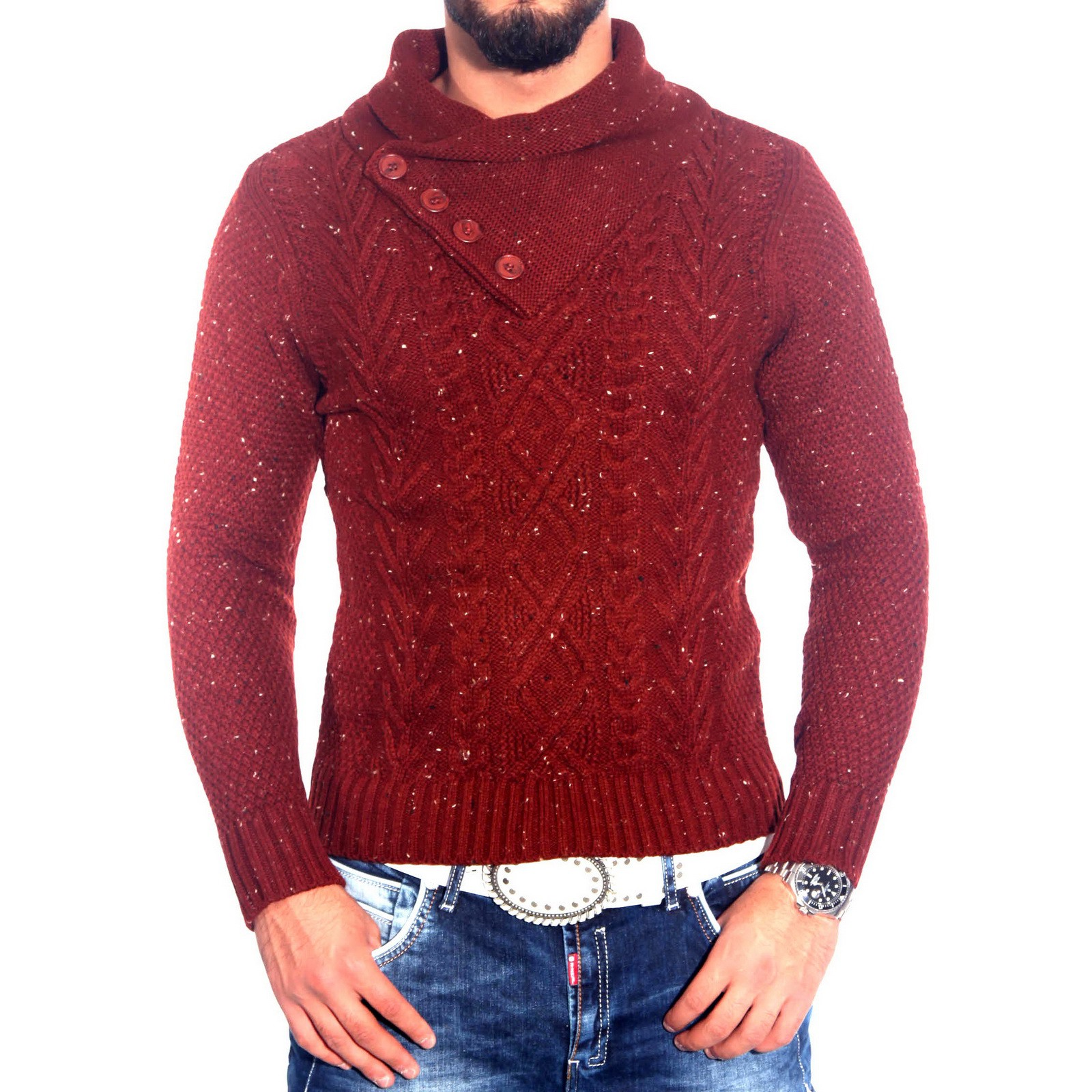 Pullover 3182 R-Neal