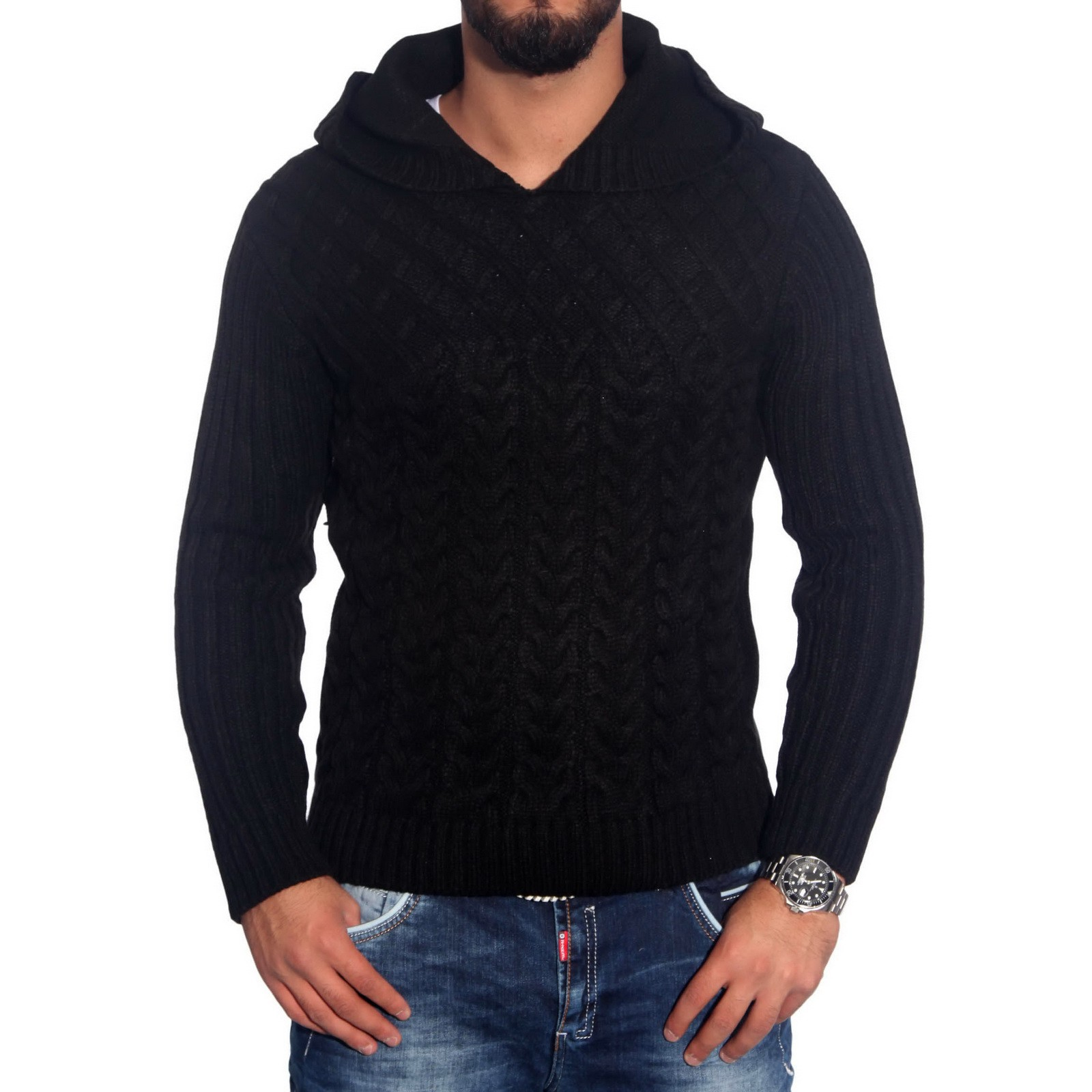Pullover 3185 Rusty Neal