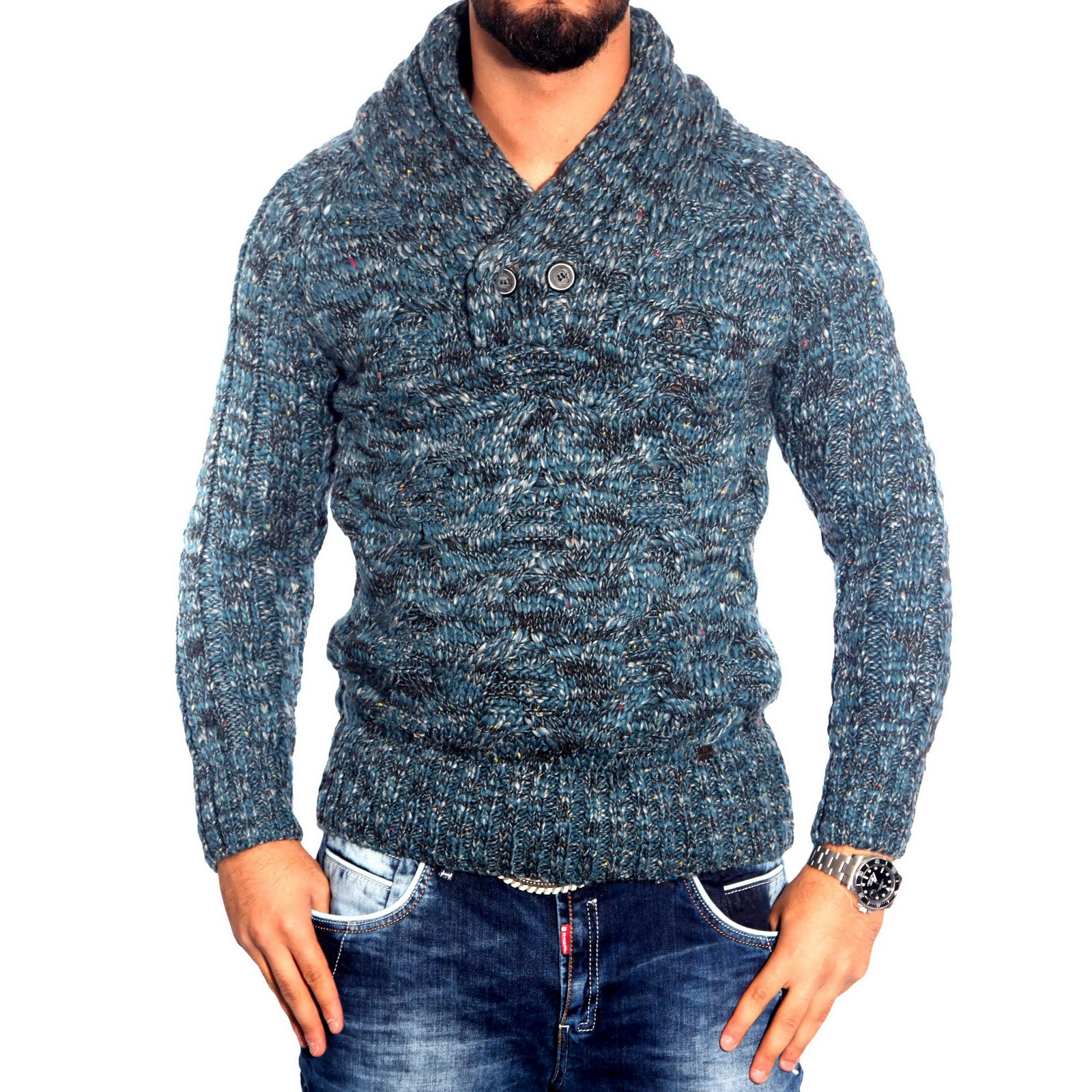 Pullover 3204 R-Neal