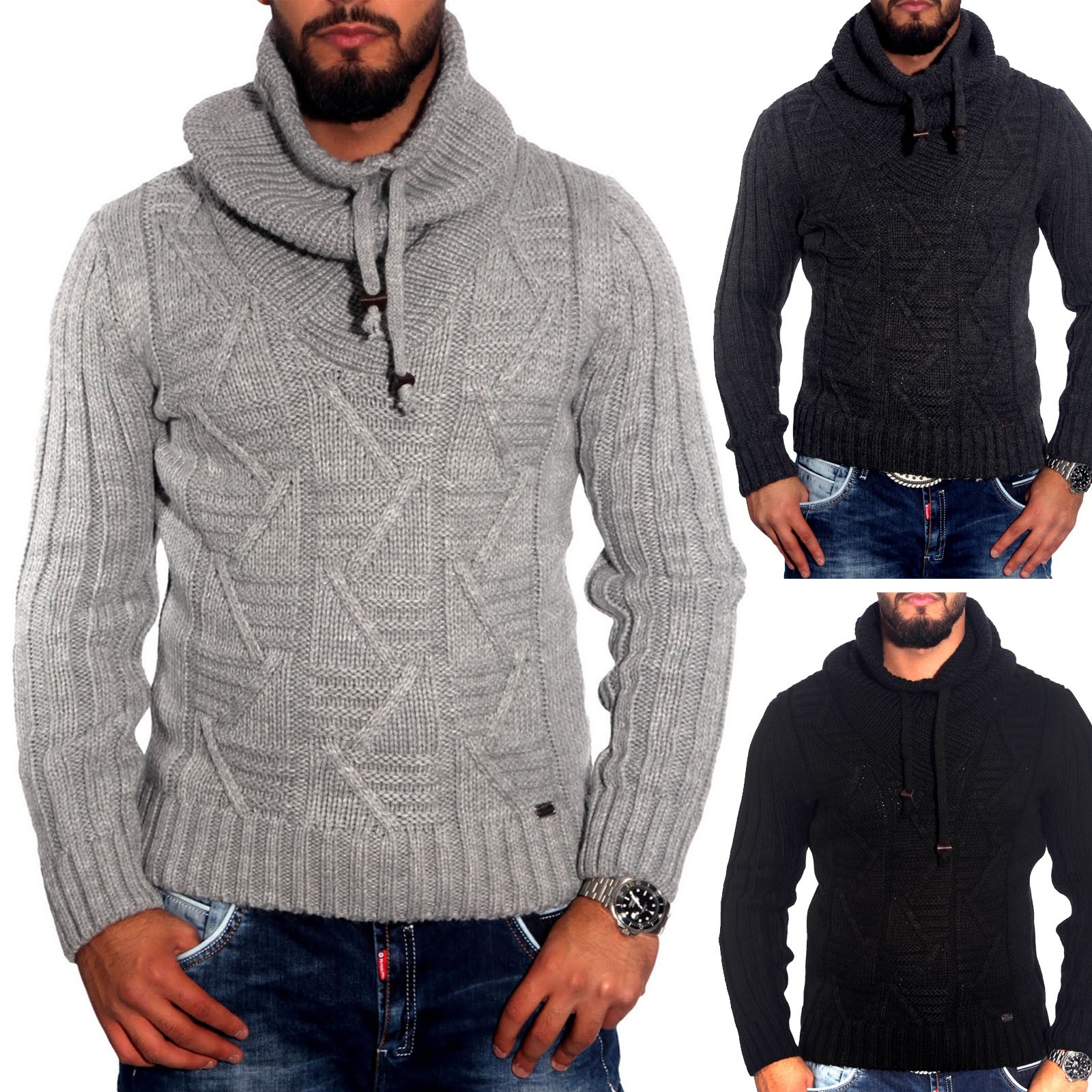 Pullover 3206 R-Neal