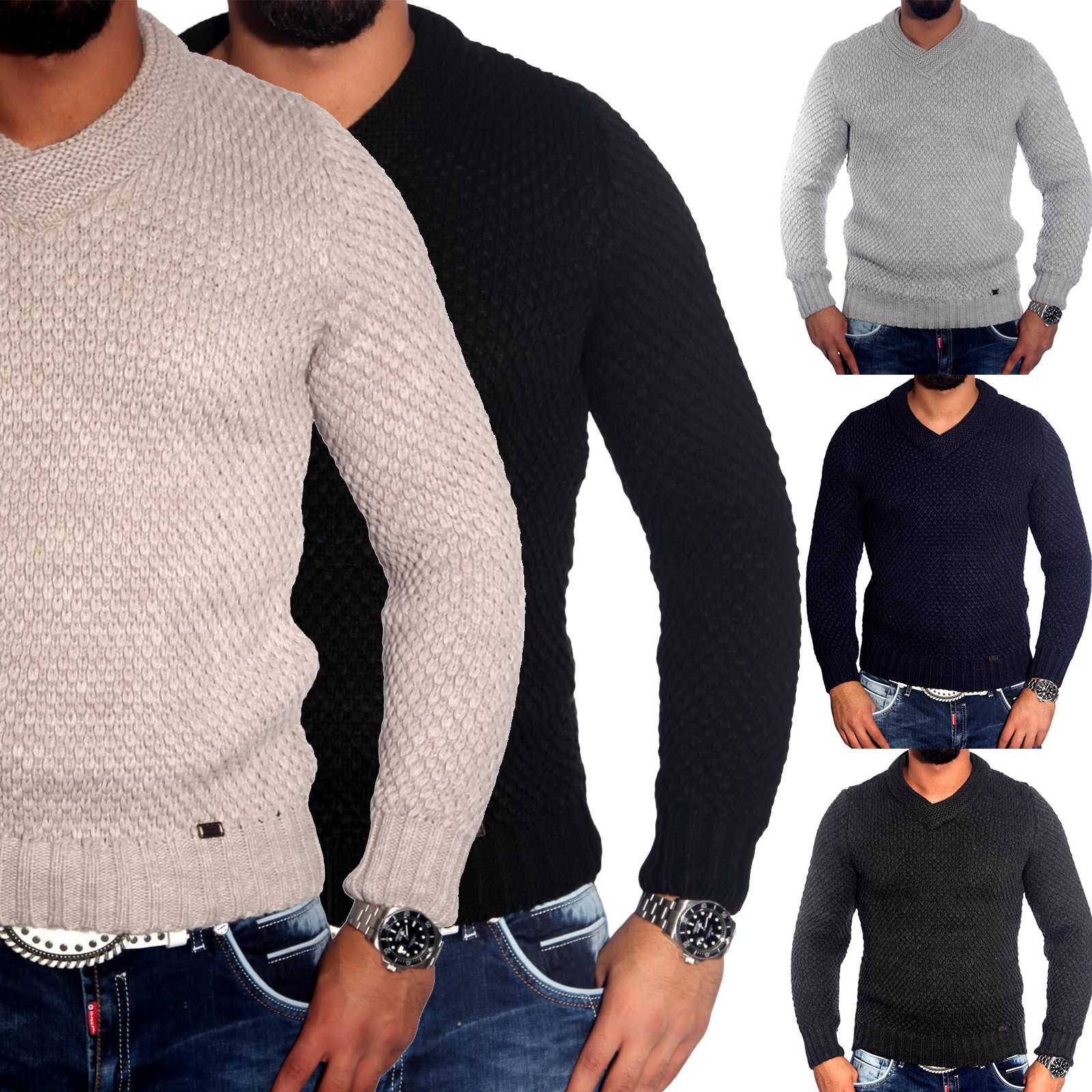 Pullover 3213 R-Neal