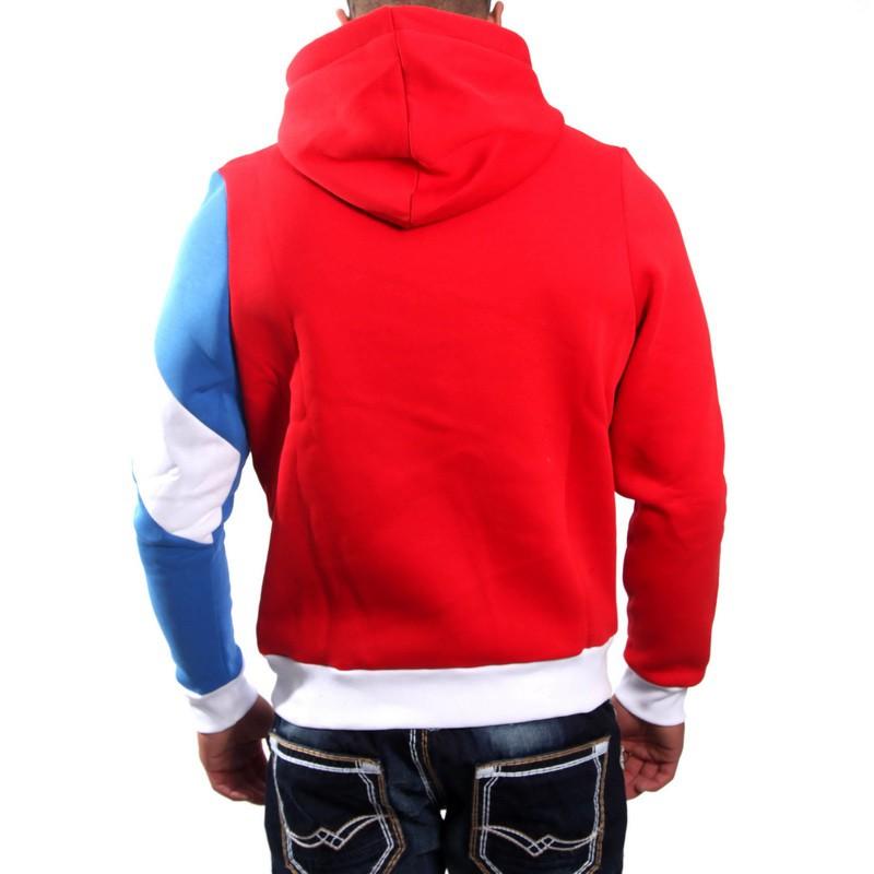 Kapuzenpullover Hoodie Pullover R-NEAL 4727