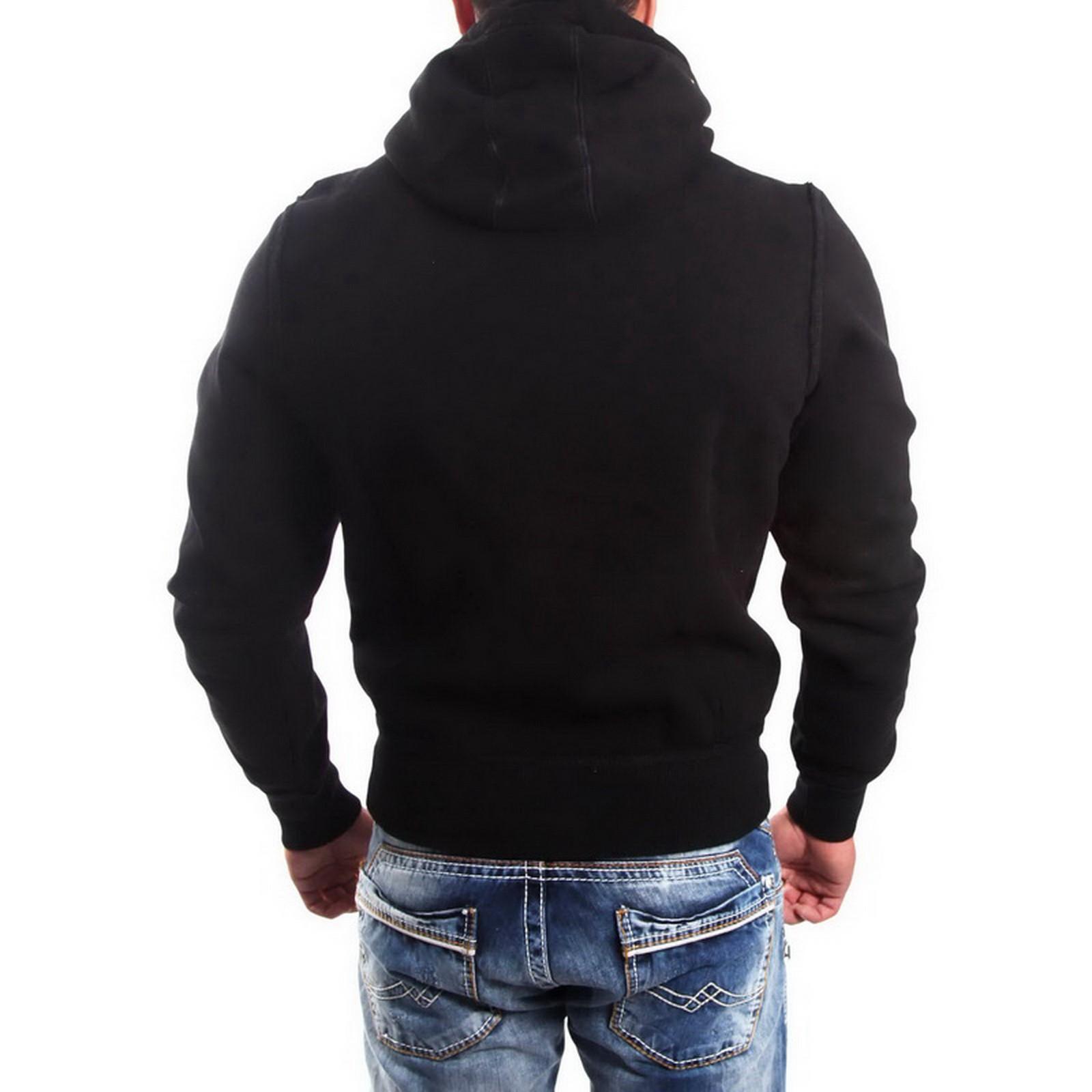 Hoodie Druck Patch Kapuzenpullover Pullover Hoody