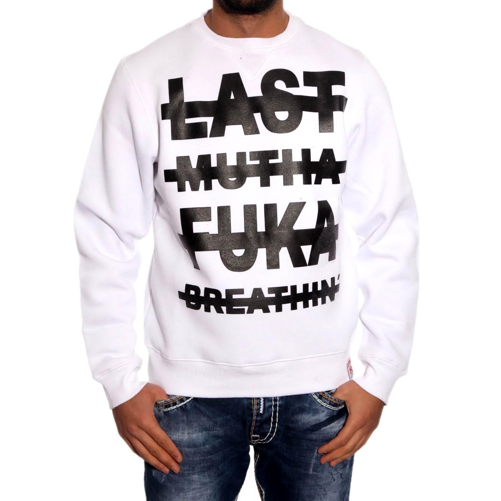 Pullover Sweatshirt Sweat Herbst Winter Herren