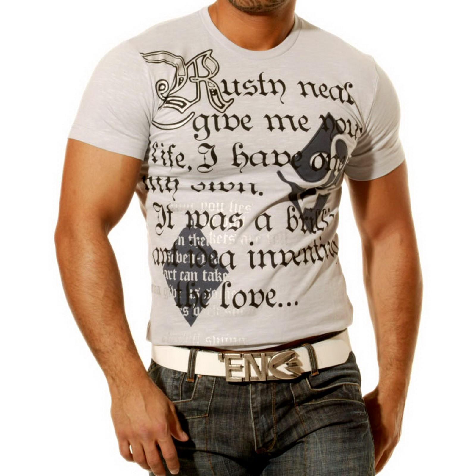 T-Shirt 408 Rusty Neal