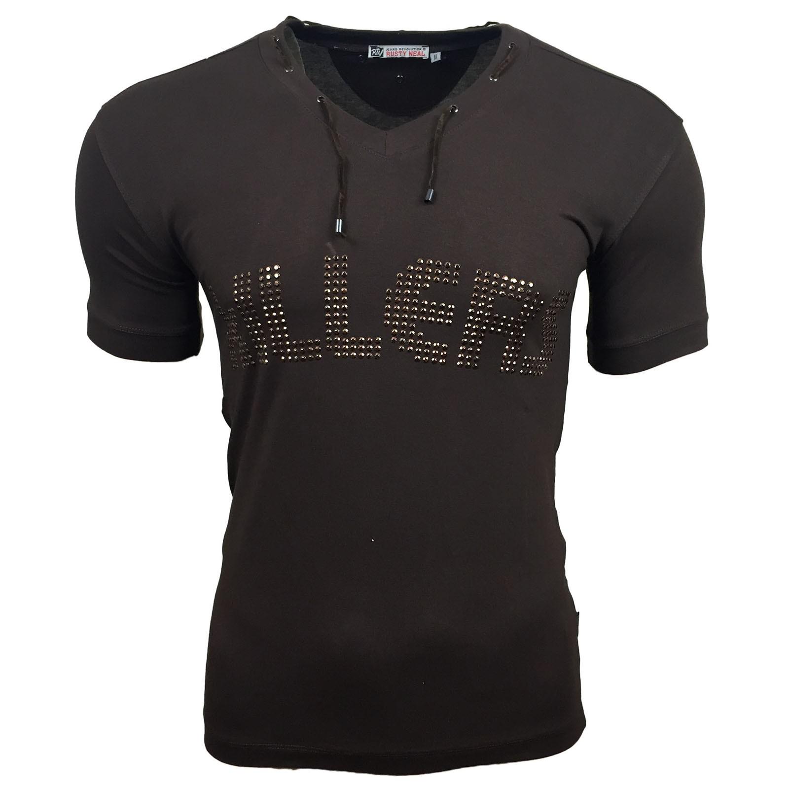 T-Shirt A-1519 Weiss Rusty Neal