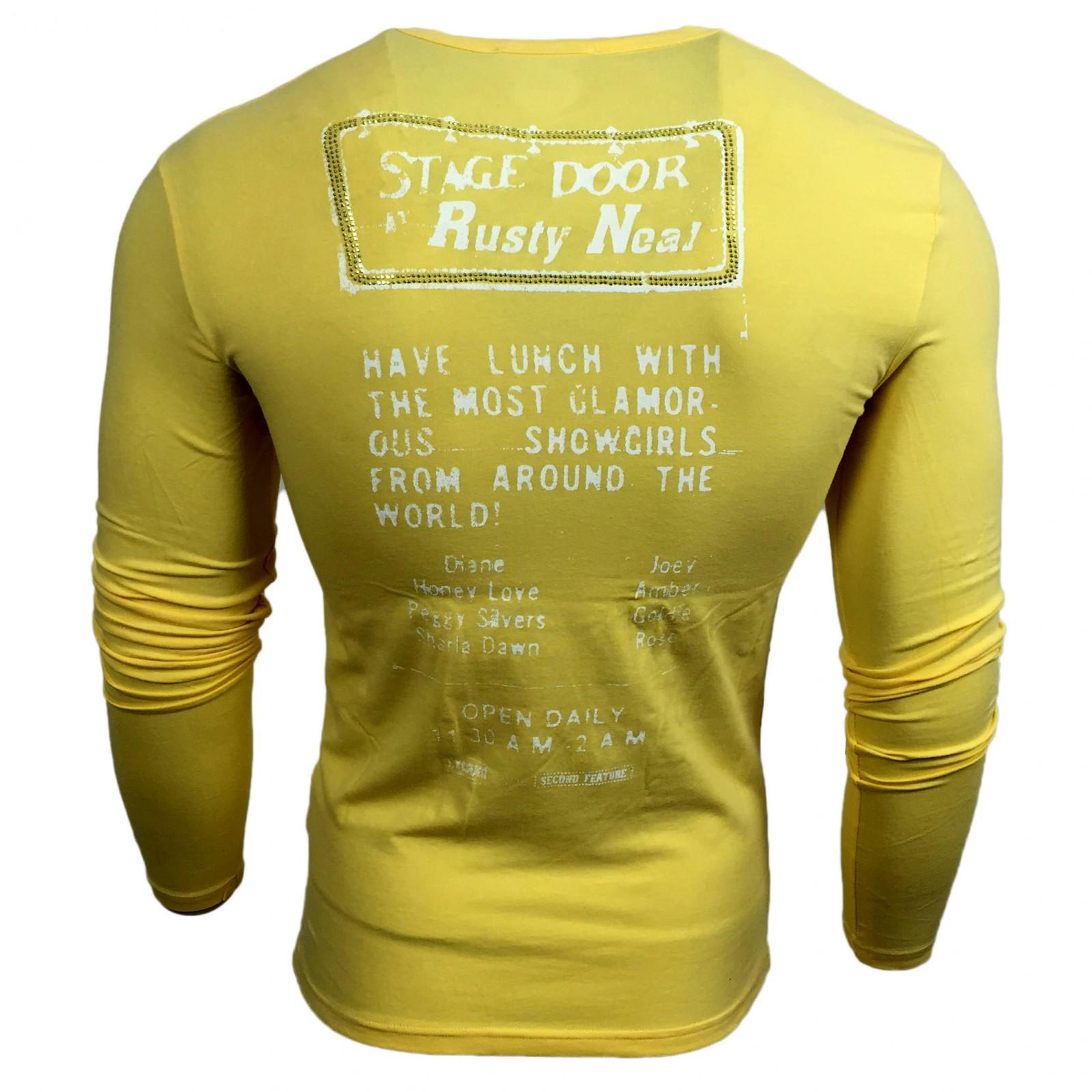 Longshirt Gelb 151 R-Neal