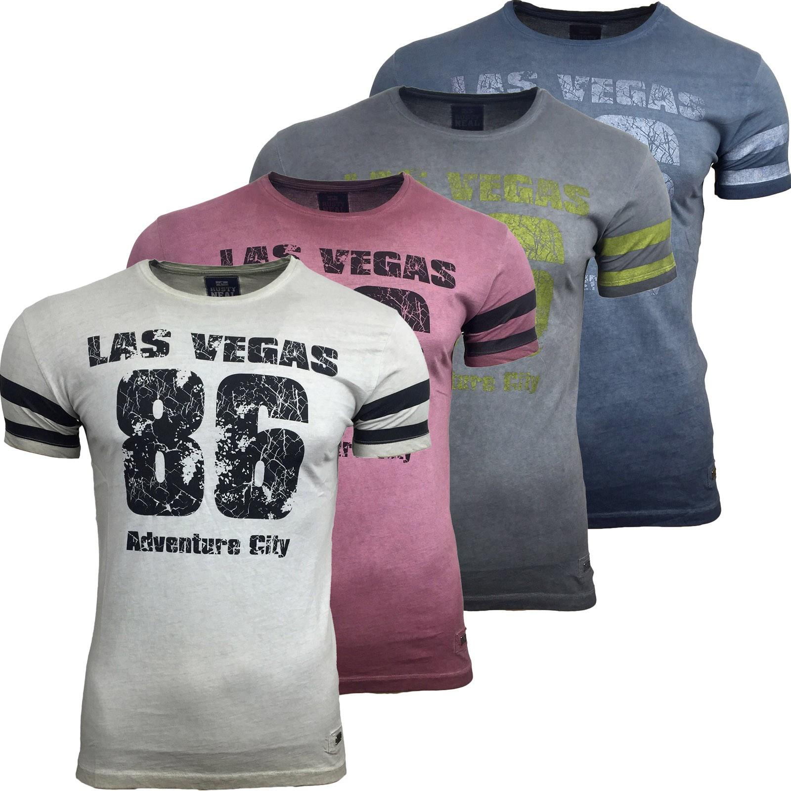 T-Shirt 6729 Rusty Neal