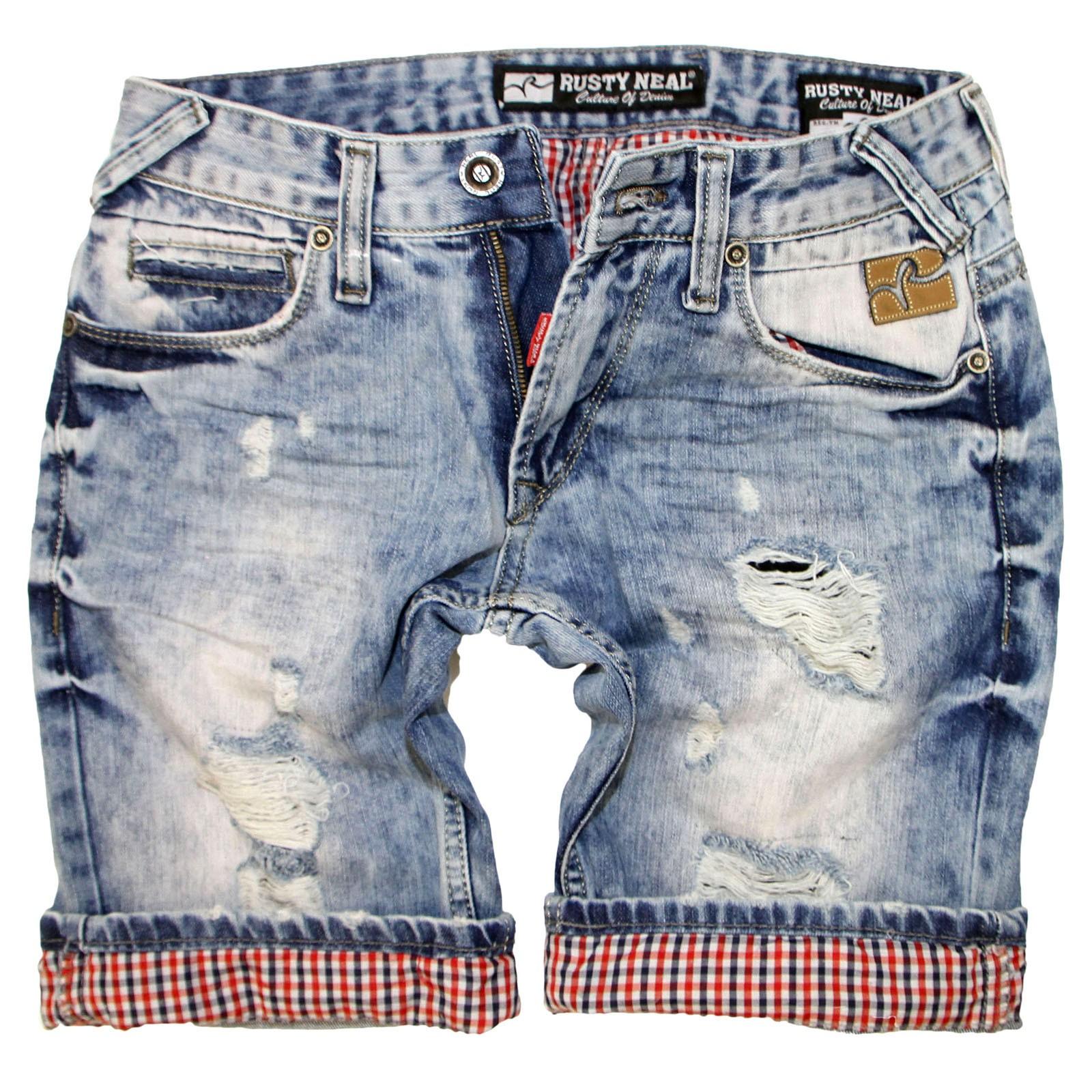 kurze jeanshose herren