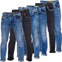Rusty Neal Herren Jeans Hose 7444-Mix 001