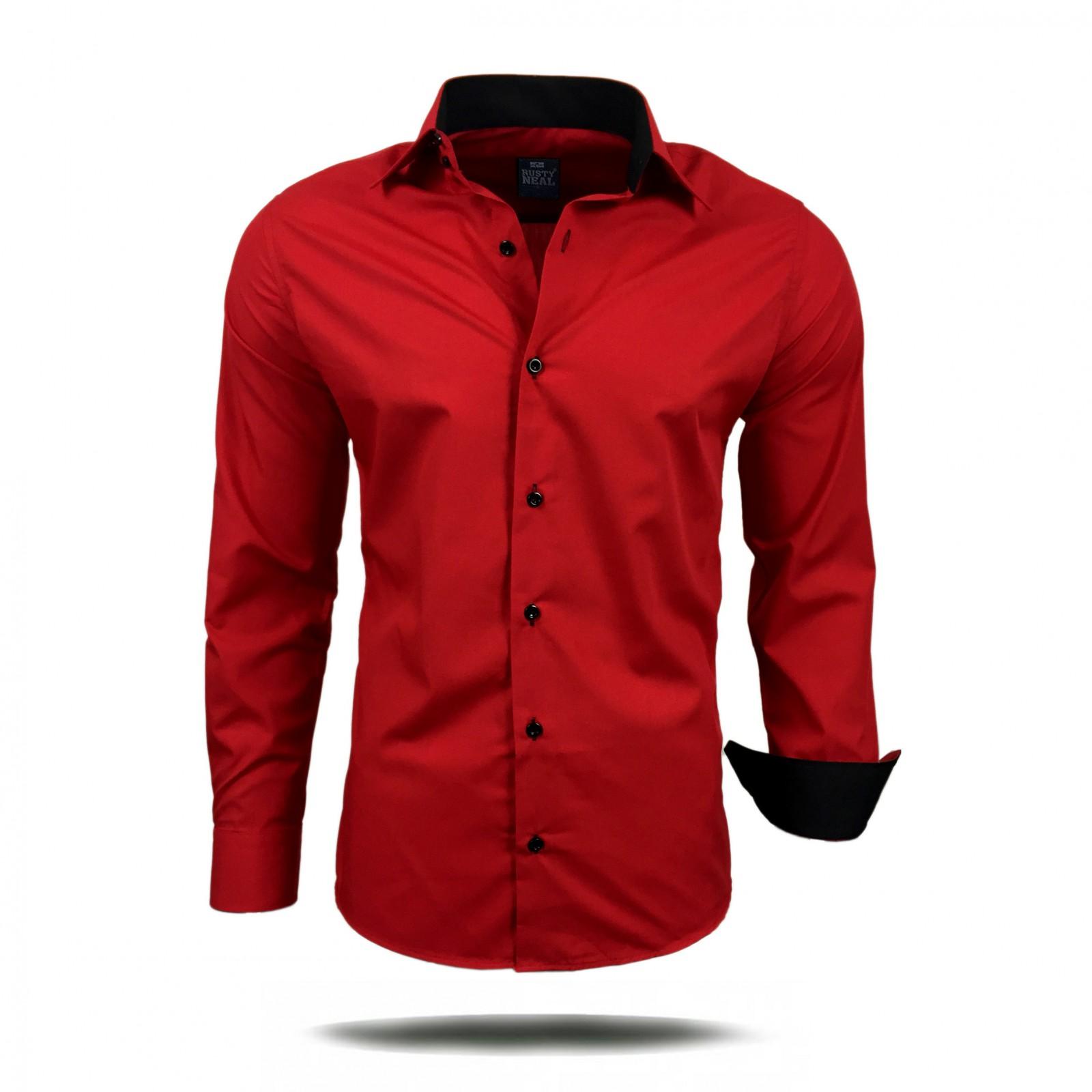 herren hemd hemden business hochzeit freizeit slim fit. Black Bedroom Furniture Sets. Home Design Ideas