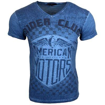 T Shirt Herren Kurzarm A1-RN15013
