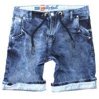 Kurze Jeans Hose Herren Shorts Pants A1-RN12043 Rusty Neal