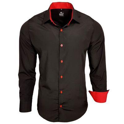 Herren Hemd Black Edition