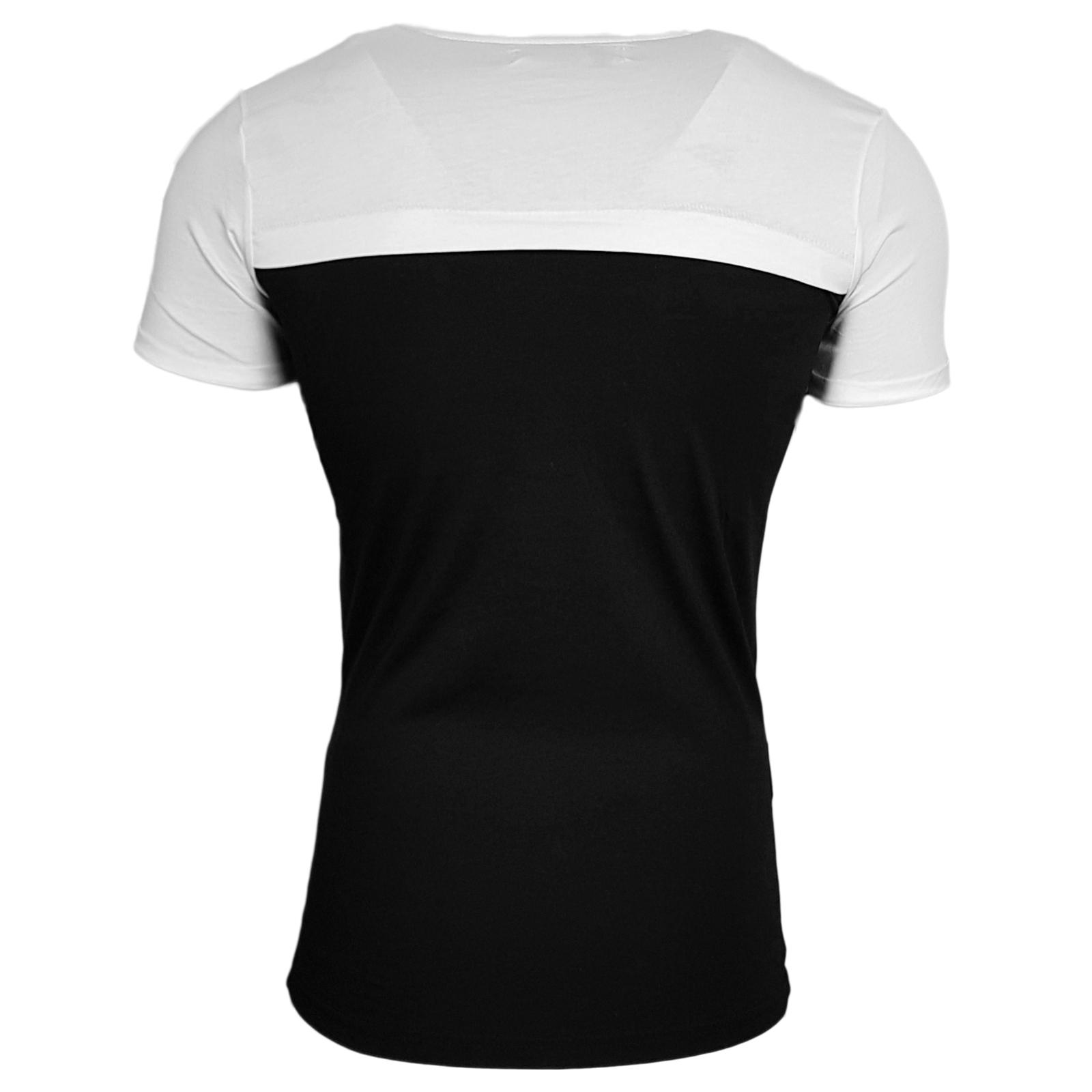 15080 Herren T-Shirt Blume