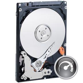 "WD 500GB 2,5"" Scorpio BL SATA2 7.200RPM 9,5mm Festplatte"