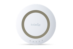 EnGenius ESR300 Wireless N300 2,4GHz 300Mbps Cloud Router mit Built-in Switch, USB 2.0 & EnShare – Bild 2