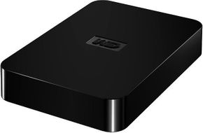WD Elements SE Portable 750GB USB3.0 externe Festplatte
