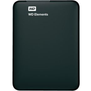 "WD Elements Portable 750GB USB3 2,5"" externe Festplatte BL      – Bild 1"